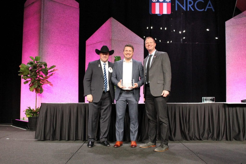 Core Contractors Wins 3rd Place for CNA/NRCA's National